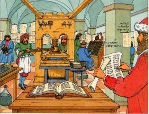 Imprenta Gutenberg 1